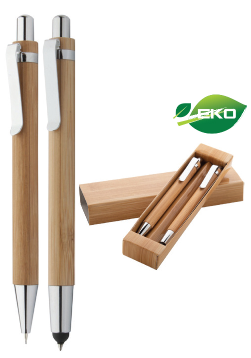 HELEON bamboo set