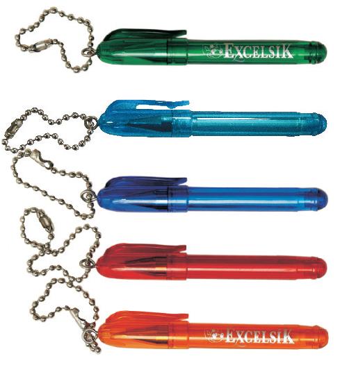 PIDIPEN, obesek in kemični svinčnik