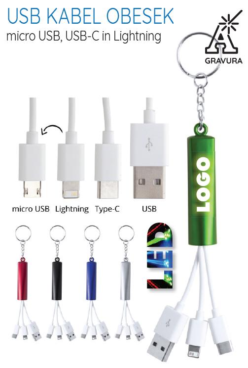 USB KABEL OBESEK