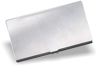 VIZITKAR srebrn