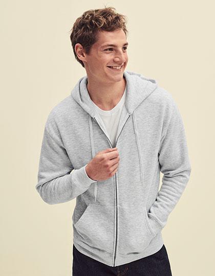Premium Hooded Sweat-Jacket