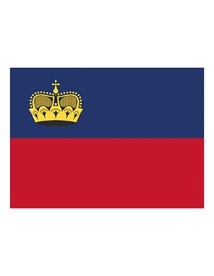 Flag Liechtenstein