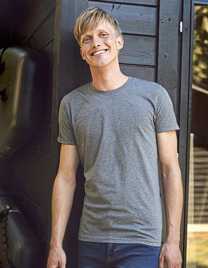Men`s Roll Up Sleeve T-Shirt