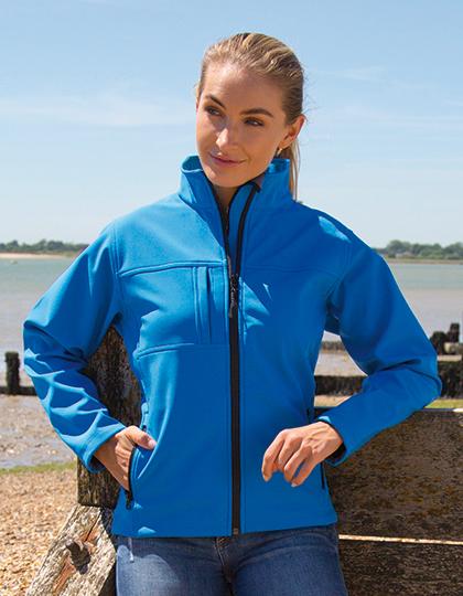 Womens Classic Soft Shell Jacket