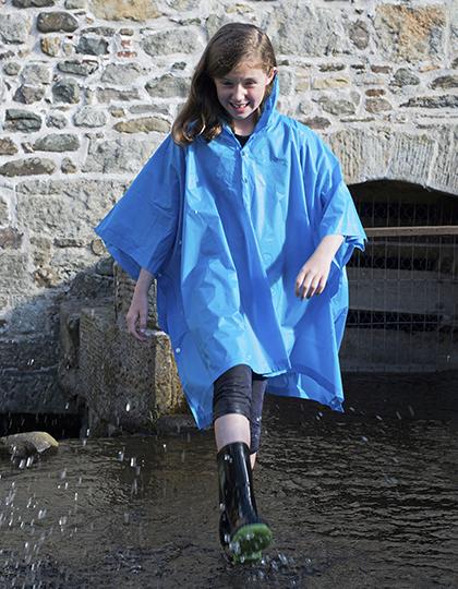 Za otroke proti dežju