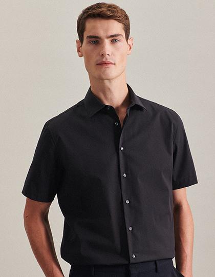 Men`s Shirt Shaped Fit Shortsleeve