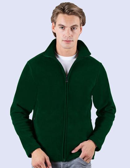 Full Zip Fleece Jacket
