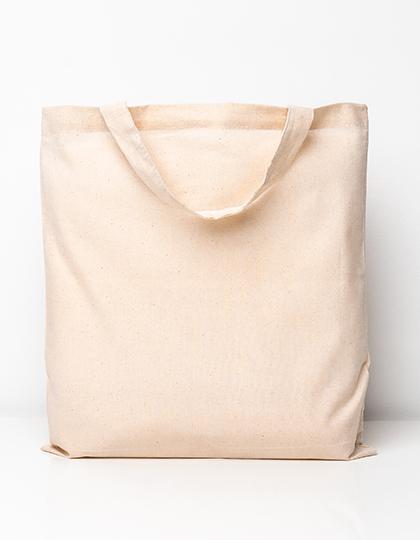 Cotton Bag, Short handles PREMIUM