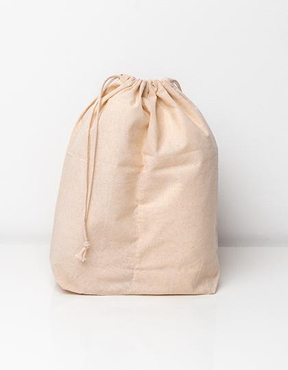 Cotton bag with separation /shoe-bag